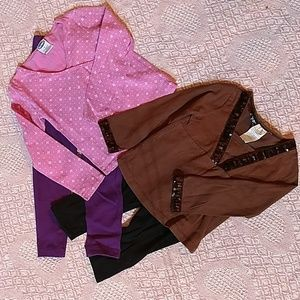 Girls Bundle Old Navy & Mixed Winter Brand size 4